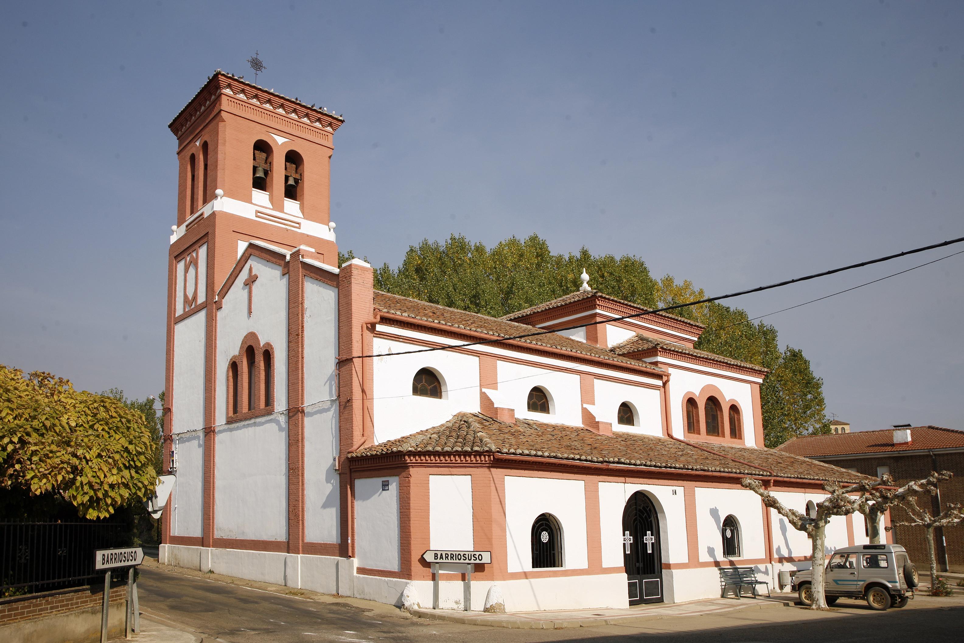 Buenavista V-igl parroq